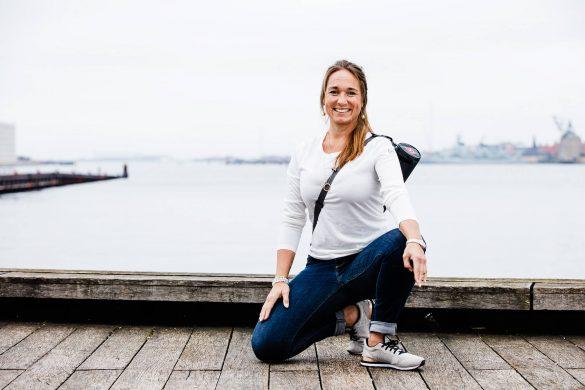 Kristina Roth - yogalærer