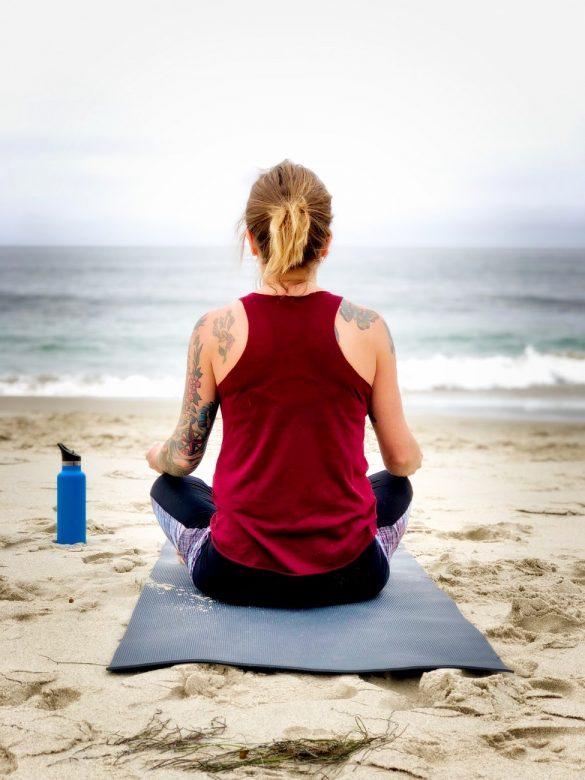 Yoga kan booste din karrriere - her kan du læse 5 tips