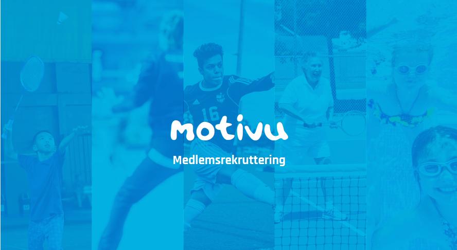 Motivu - Medlemsrekruttering til sportsklubber